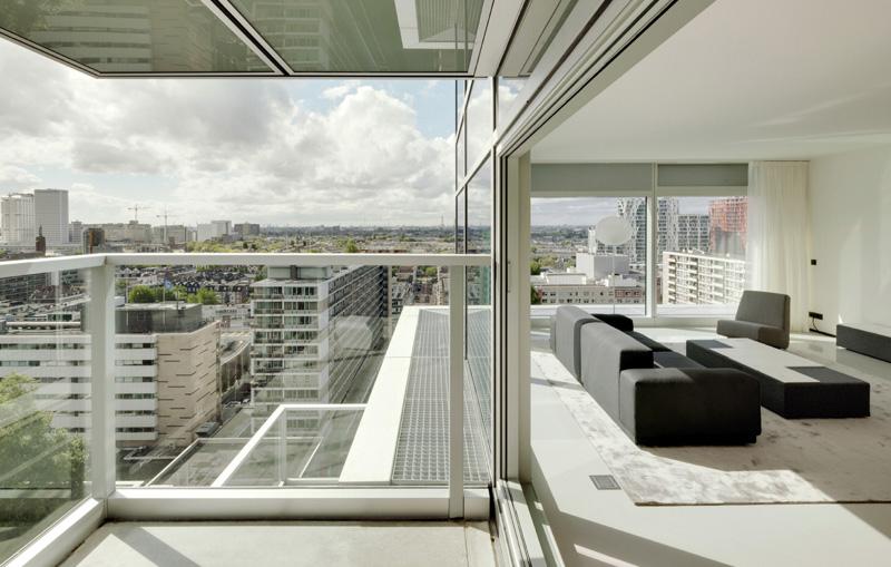 Rotterdam-Tower